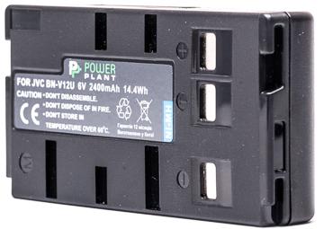 Купить Аккумулятор PowerPlant JVC BN-V12U 2400mAh