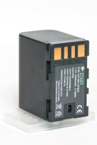 Купить Аккумулятор PowerPlant JVC BN-VF823 2400mAh