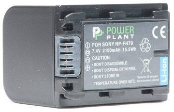 Купить Aккумулятор PowerPlant Sony NP-FH70 2100mAh