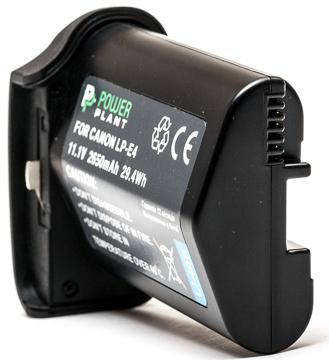 Купить Аккумулятор PowerPlant Canon LP-E4 2650mAh