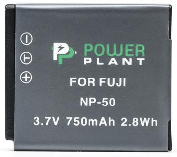 Купить Аккумулятор PowerPlant Kodak KLIC-7004, Fuji NP-50 750mAh