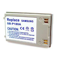 Купить Аккумулятор PowerPlant Samsung SB-P180A 1900mAh
