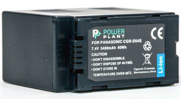 Купить Аккумулятор PowerPlant Panasonic CGA-D54S 5400mAh
