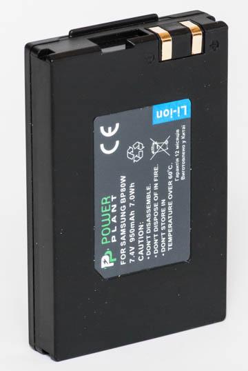 Купить Аккумулятор PowerPlant Samsung IA-BP80W 950mAh