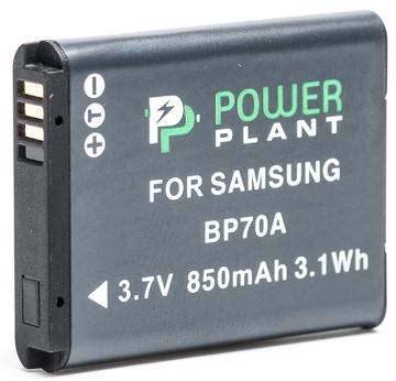 Купить Аккумулятор PowerPlant Samsung BP70A 850mAh