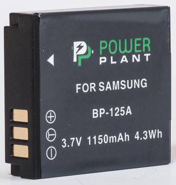 Купить Аккумулятор PowerPlant Samsung IA-BP125A 1150mAh