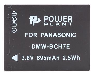 Купить Аккумулятор PowerPlant Panasonic DMW-BCH7E 695mAh