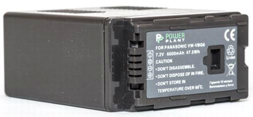 Купить Аккумулятор PowerPlant Panasonic VW-VBG6 6600mAh