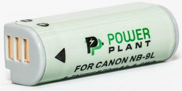 Купить Аккумулятор PowerPlant Canon NB-9L 870mAh