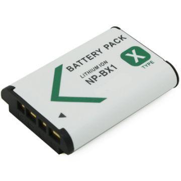 Купить Аккумулятор PowerPlant Sony NP-BX1 1240mAh