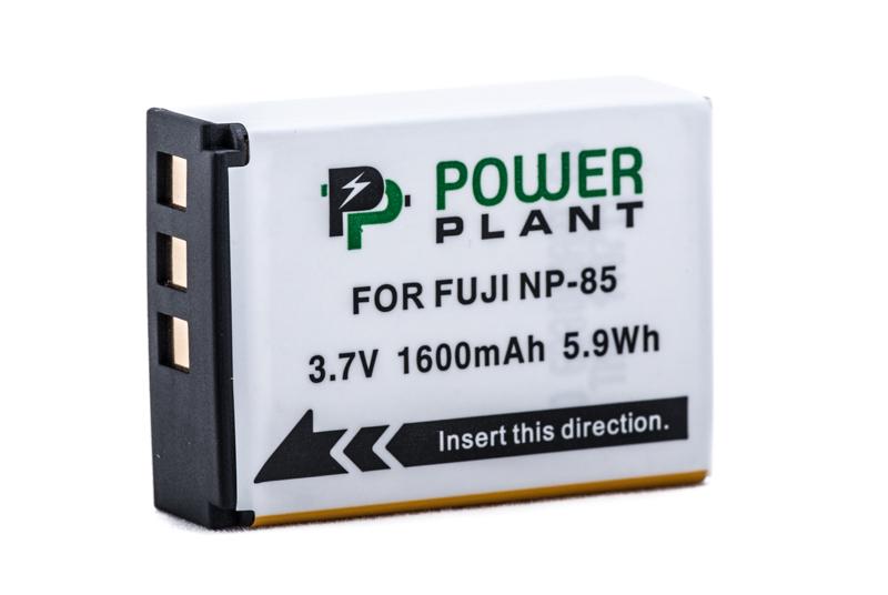 Купить Аккумулятор PowerPlant Fuji NP-85 1600mAh