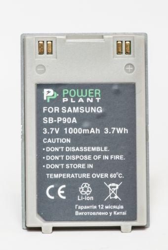 Купить Аккумулятор PowerPlant Samsung SB-P90A 1000mAh