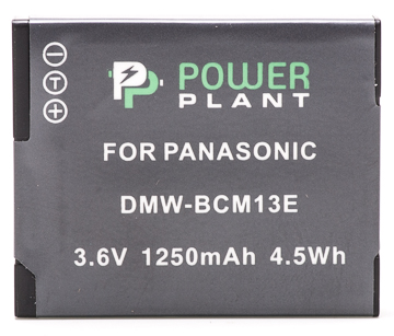 Купить Аккумулятор PowerPlant Panasonic DMW-BCM13E 1250mAh