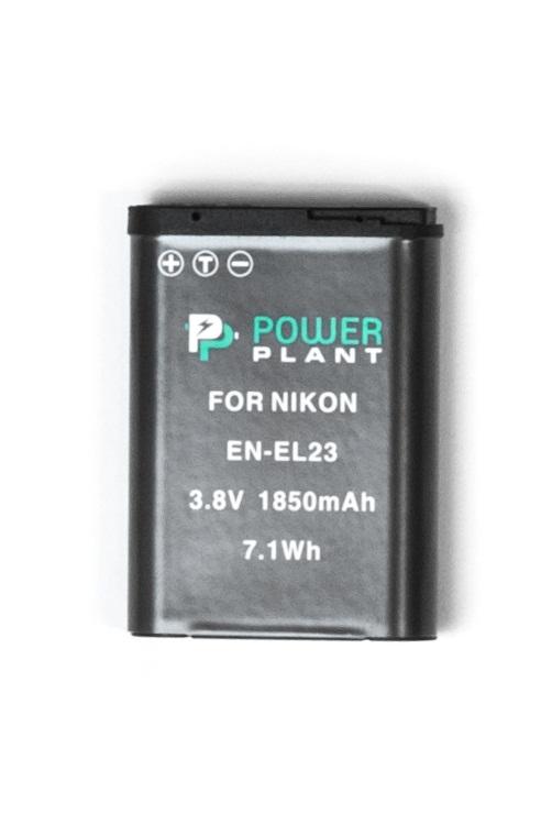 Купить Аккумулятор PowerPlant Nikon EN-EL23 1850mAh