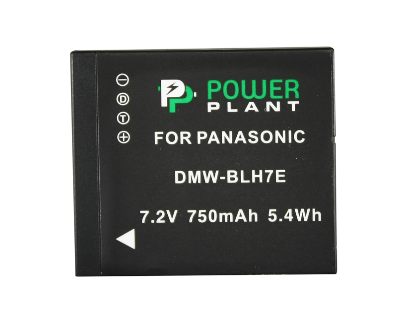 Купить Аккумулятор PowerPlant Panasonic DMW-BLH7 750mAh