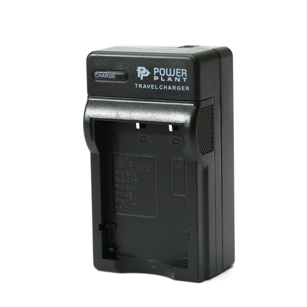 Купить Сетевое зарядное устройство PowerPlant Fuji NP-95