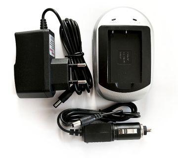 Купить Зарядное устройство PowerPlant Olympus PS-BLS1, Fuji NP-140, Samsung IA-BP80W