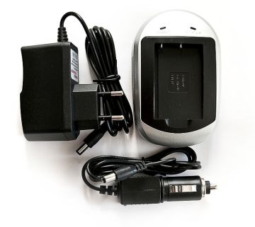 Купить Зарядное устройство PowerPlant JVC BN-VM200U