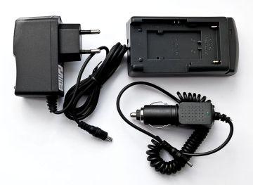 Купить Универсальное з/у PowerPlant SLB-07A, IA-BH130LB, BCF10, BCG10, NP-70, NP-90