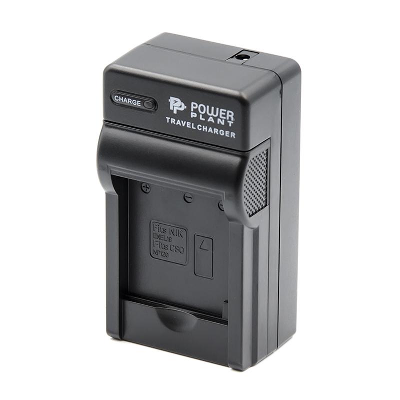 Купить Зарядное устройство PowerPlant Nikon EN-EL19, NP-120