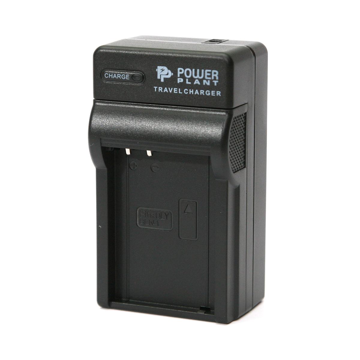 Купить Сетевое зарядное устройство PowerPlant Olympus PS-BLN1