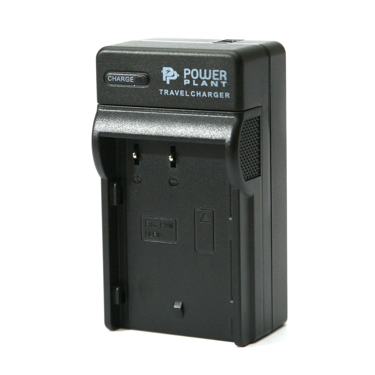 Купить Сетевое зарядное устройство PowerPlant Panasonic DMW-BLF19