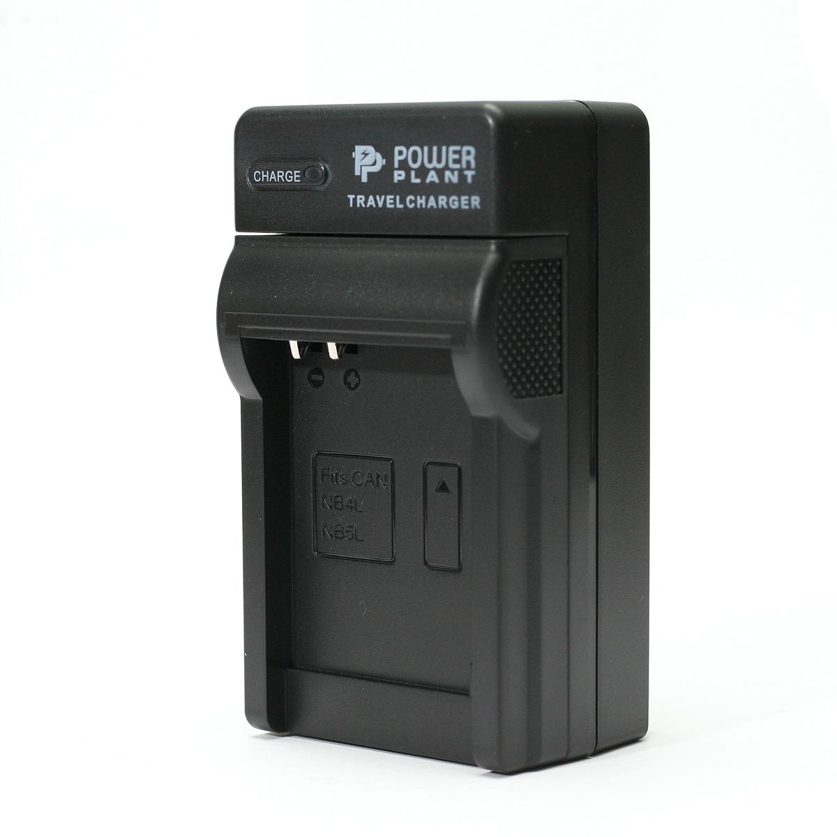 Купить Сетевое зарядное устройство PowerPlant Canon NB-4L, NB-8L, BP125A