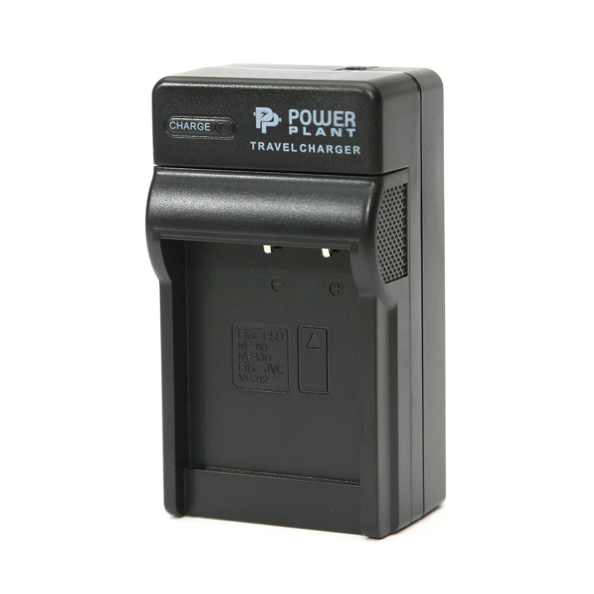 Купить Сетевое зарядное устройство PowerPlant JVC BN-VG212U