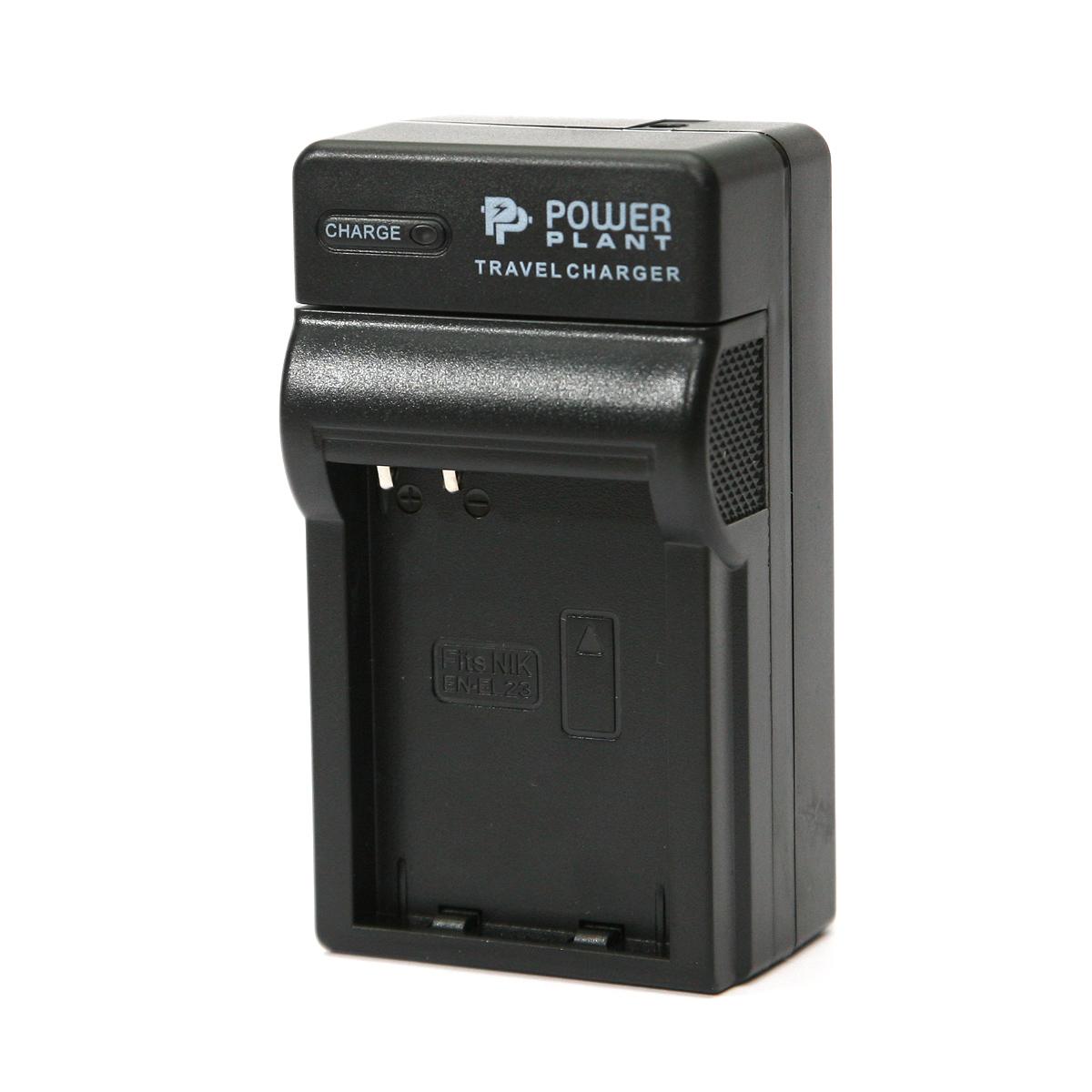 Купить Сетевое зарядное устройство PowerPlant Nikon EN-EL23
