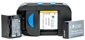 Купить Универсальное з/у PowerPlant для всех типов аккумуляторов + 2 AA/ BM-001