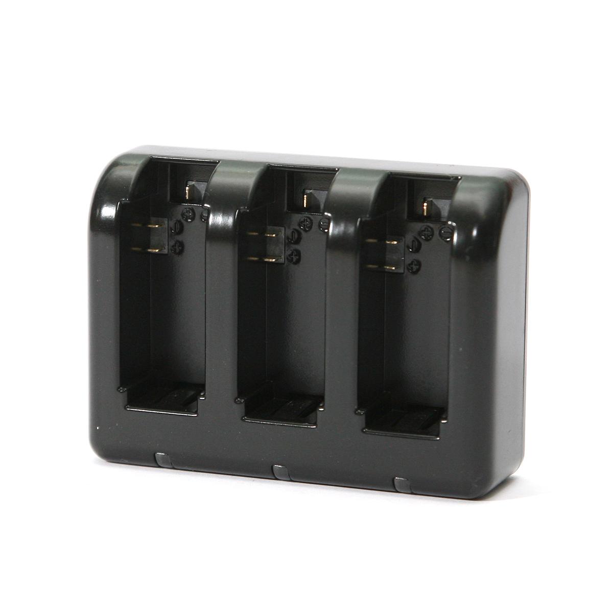 Купить Зарядное устройство PowerPlant Triple для GoPro Hero 4/3+/3 для трёх аккумуляторов