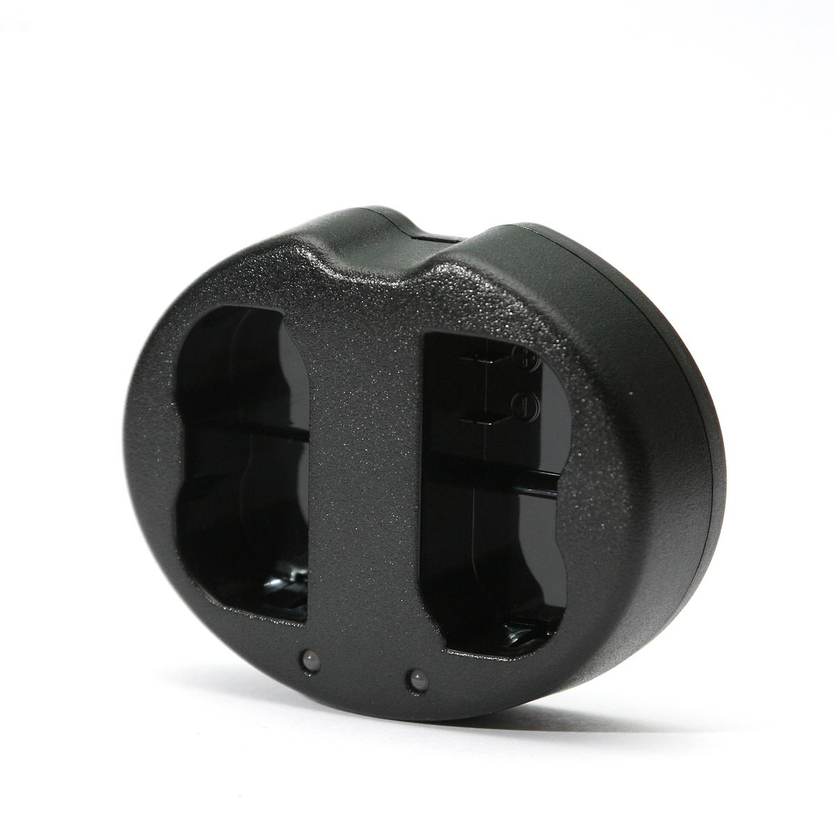 Купить Зарядное устройство PowerPlant Dual Canon NB-12L для двух аккумуляторов