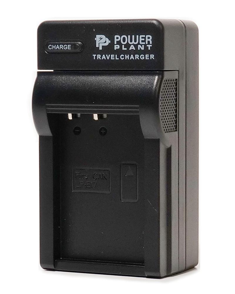 Купить Сетевое зарядное устройство PowerPlant Canon LP-E17