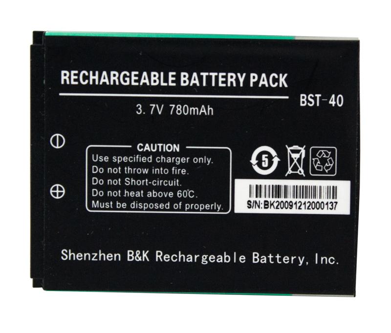 Купить Аккумулятор PowerPlant Sony Ericsson P1, P1i (BST-40) 780mAh