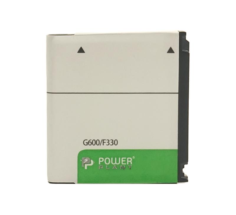 Купить Аккумулятор PowerPlant Samsung G600, F330 (AB533640AE) 750mAh