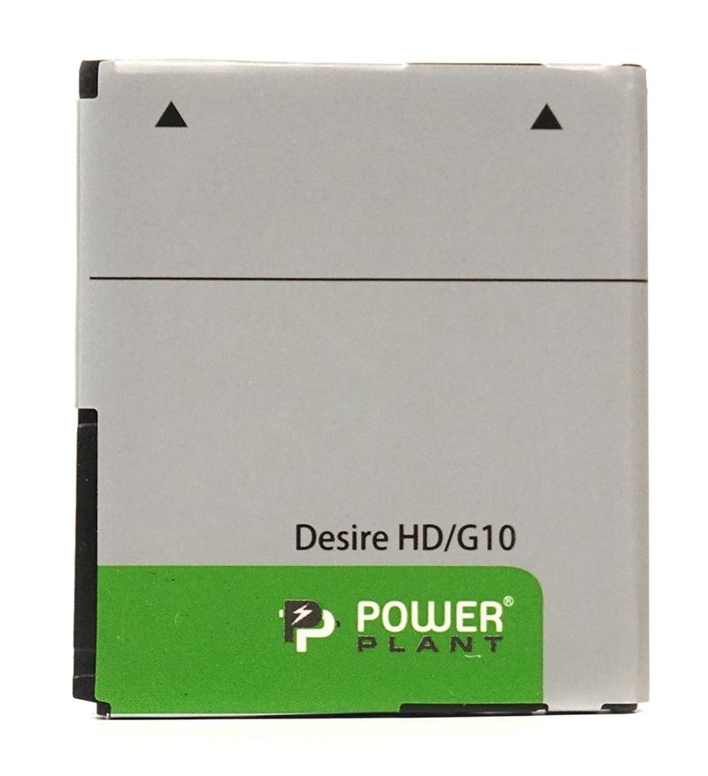 Купить Аккумулятор PowerPlant HTC Desire HD (BA S470) 1200mAh