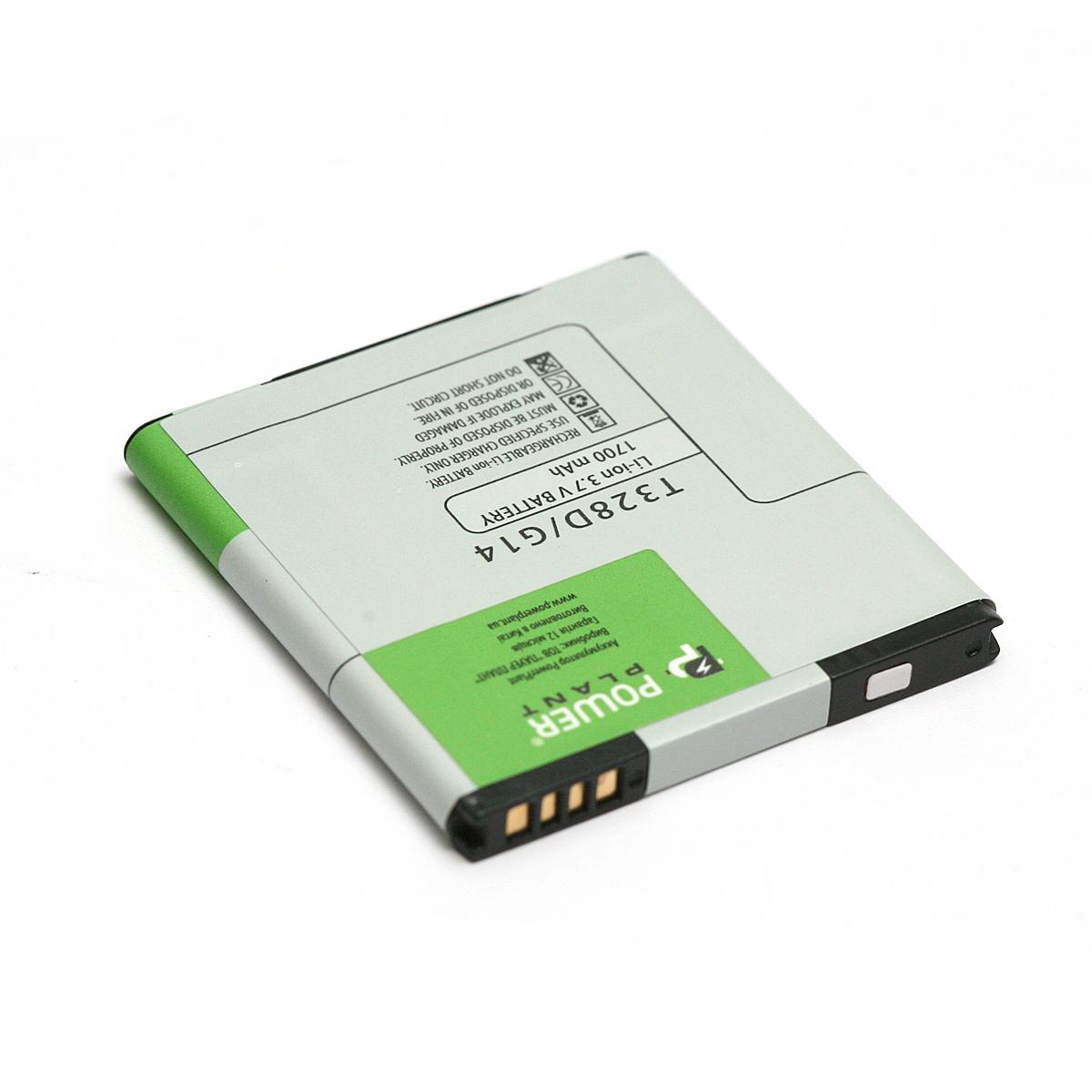 Купить Аккумулятор PowerPlant HTC Desire VT T328T (BA S590) 1700mAh