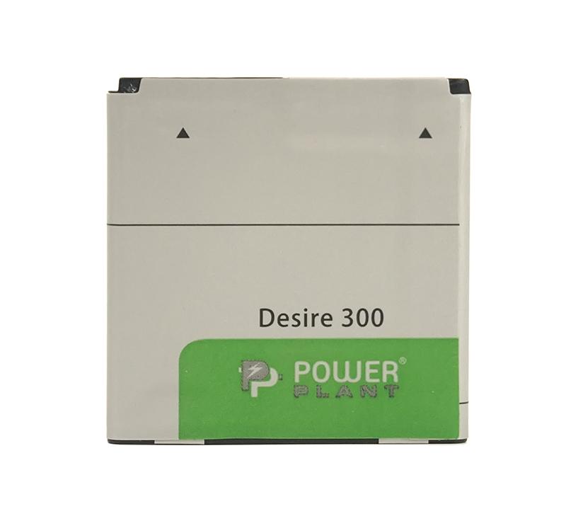 Купить Аккумулятор PowerPlant HTC Desire 300 (BP6A100) 1700mAh