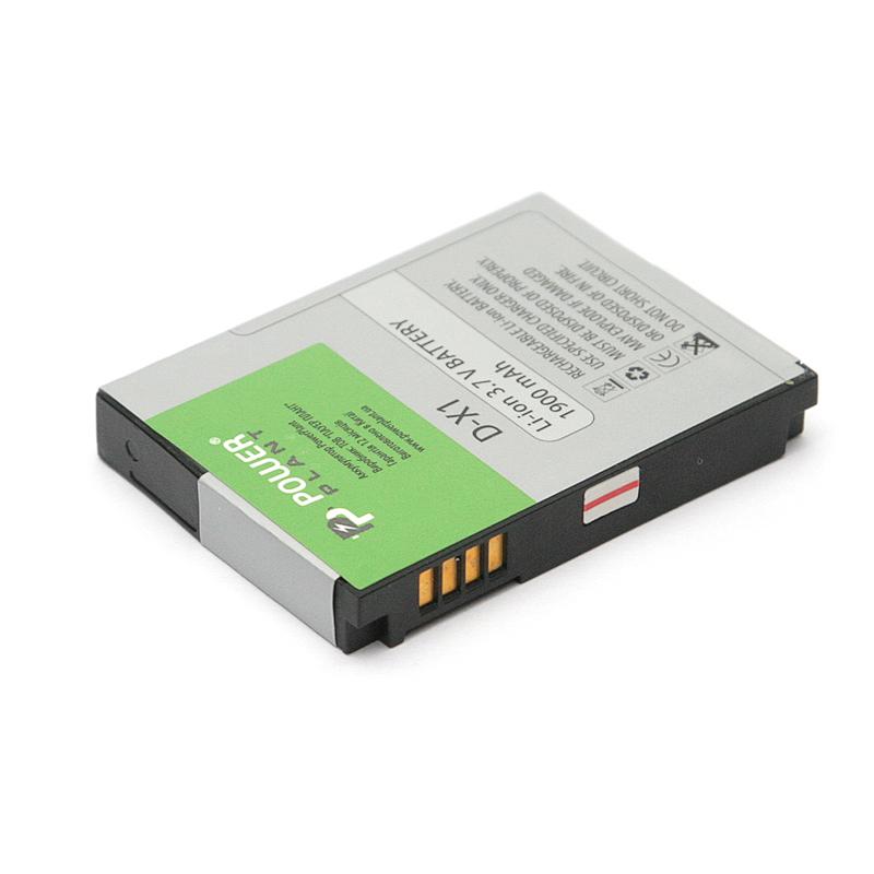 Купить Аккумулятор PowerPlant Blackberry 8900 (D-X1) 1900mAh