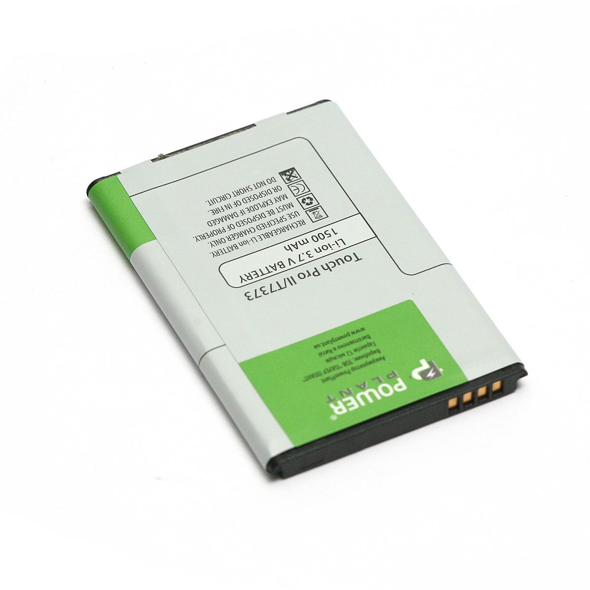 Купить Аккумулятор PowerPlant HTC Touch Pro II (BA S390) 1500mAh