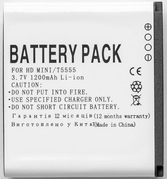 Купить Аккумулятор PowerPlant HTC HD Mini T5555 (BAS430) 1200mAh