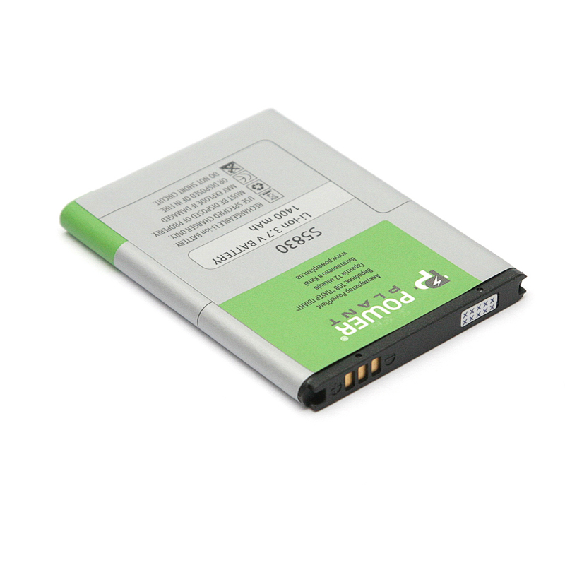 Купить Аккумулятор PowerPlant Samsung S5830 (EB494358VU) 1400mAh