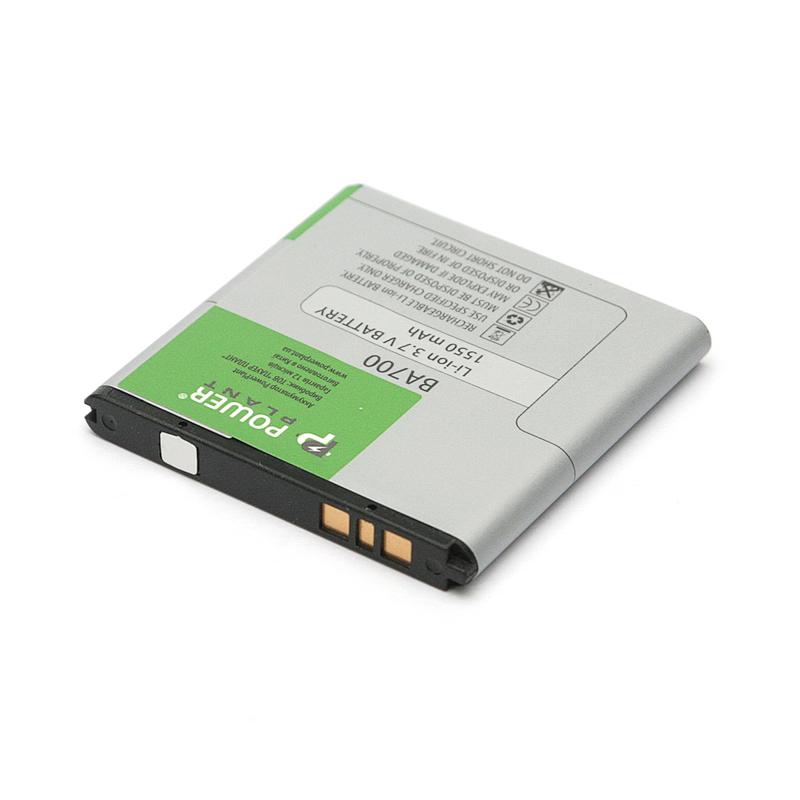 Купить Аккумулятор PowerPlant Sony Ericsson Xperia Pro (BA700) 1550mAh