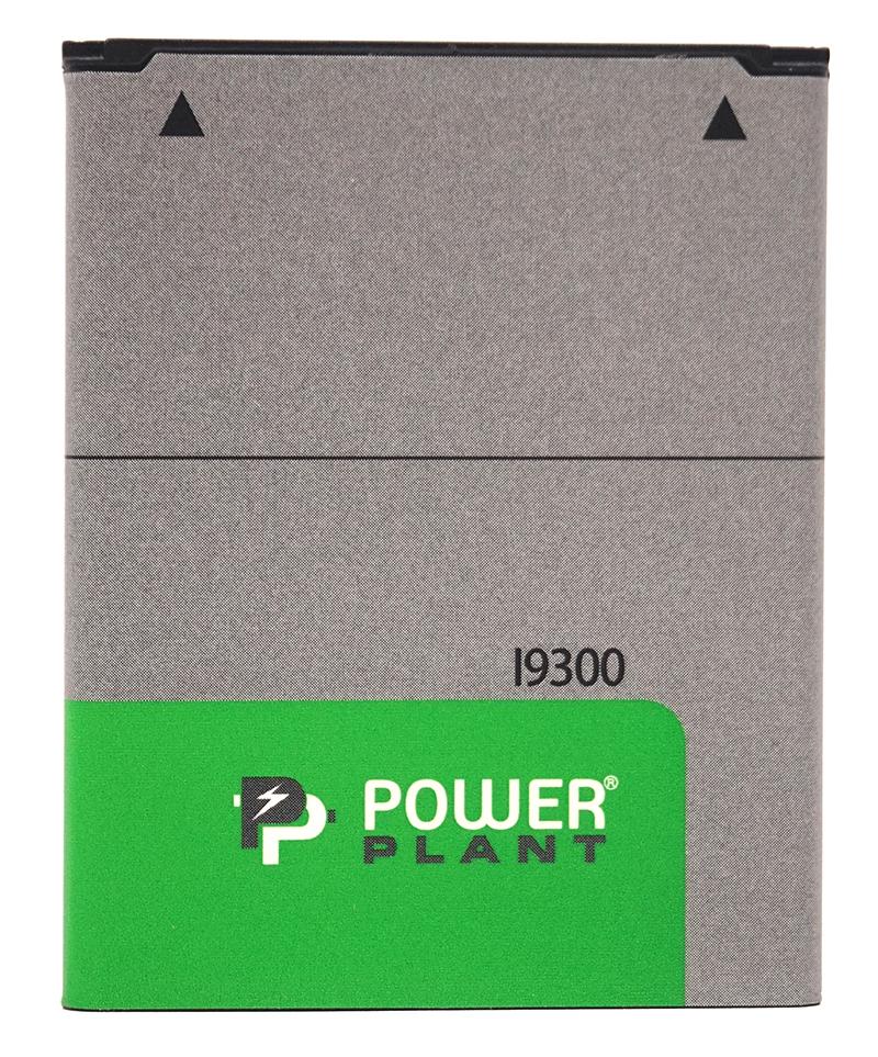 Купить Аккумулятор PowerPlant Samsung i9300, I9082 (EB-L1G6LLU) 2100mAh