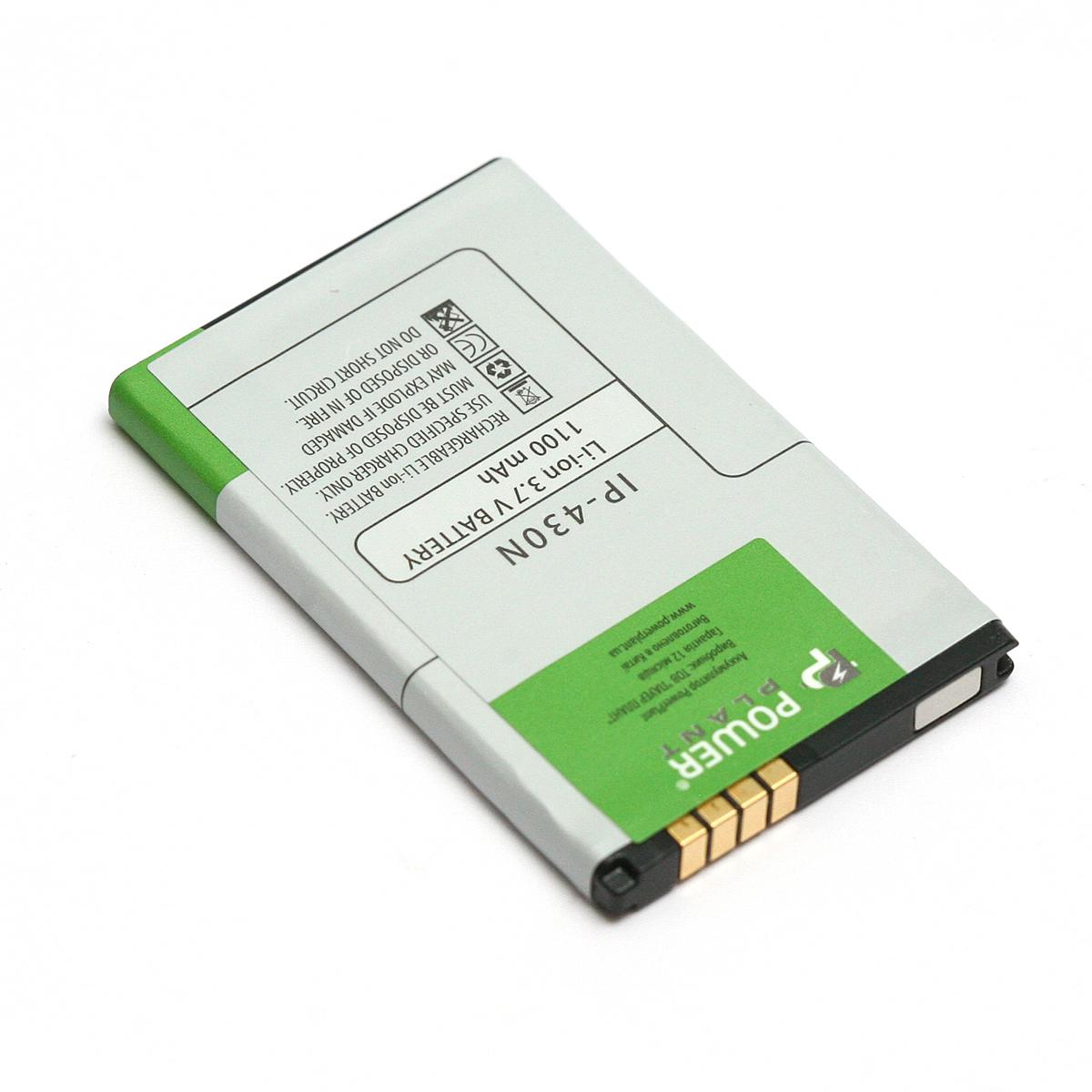 Купить Аккумулятор PowerPlant LG GM360 (IP-430N) 1100mAh