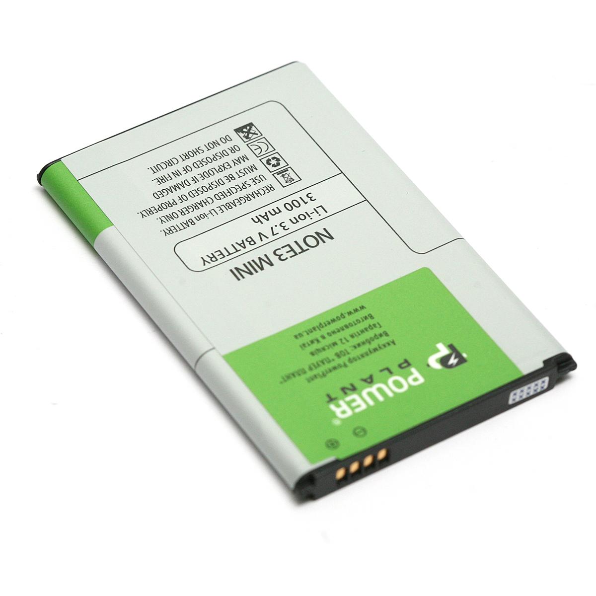 Купить Аккумулятор PowerPlant Samsung Galaxy Note 3 mini (EB-B800BC) 3100mAh