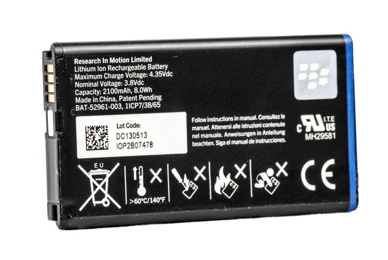 Купить Аккумулятор PowerPlant  Blackberry Q10 (N-X1) 2100mAh