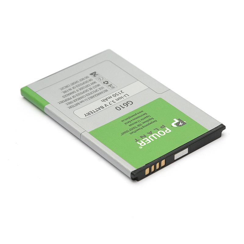 Купить Аккумулятор PowerPlant Huawei Ascend G610 (HB505076RBC) 2150mAh