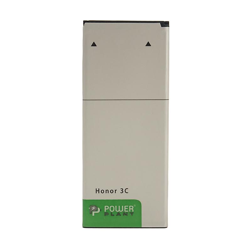 Купить Аккумулятор PowerPlant Huawei Honor 3C (HB4742A0RBW) 2400mAh
