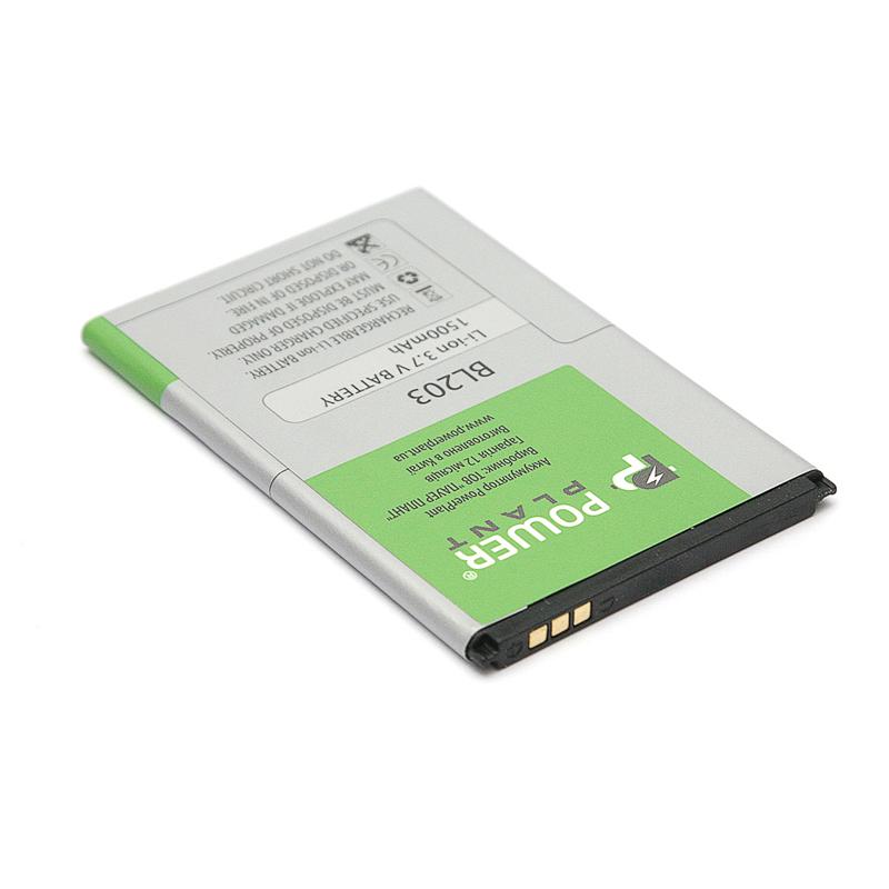 Купить Аккумулятор PowerPlant Lenovo A369i (BL203) 1500mAh